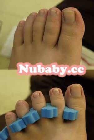 足部精油按摩-用精油呵護乾巴巴的足部