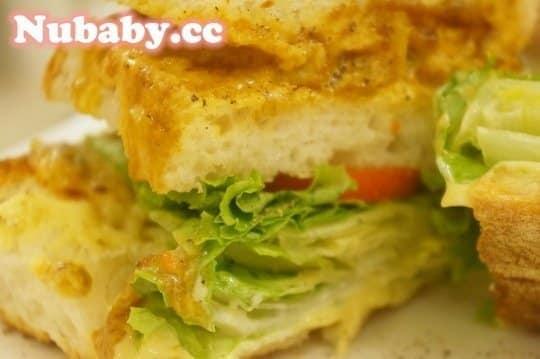 孟買雞肉巧巴達  台北大直的夢幻輕食