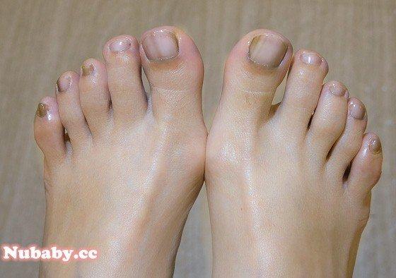 腳部深層精油保養 解決跳舞的厚繭