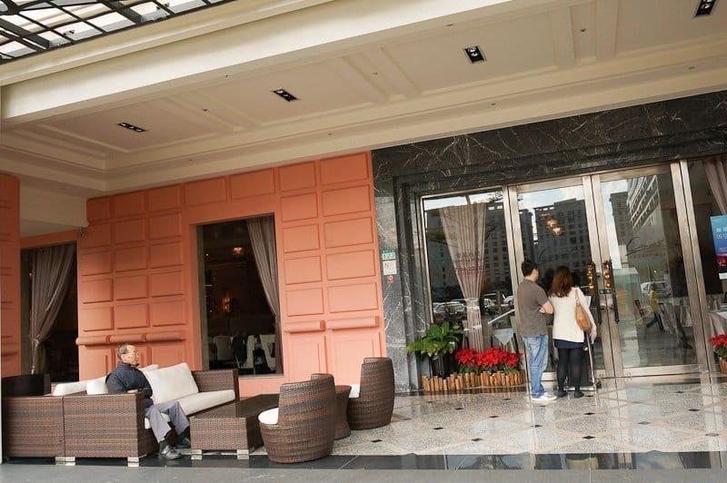 和璞飯店 卡瑞諾西餐廳 台北大直食記