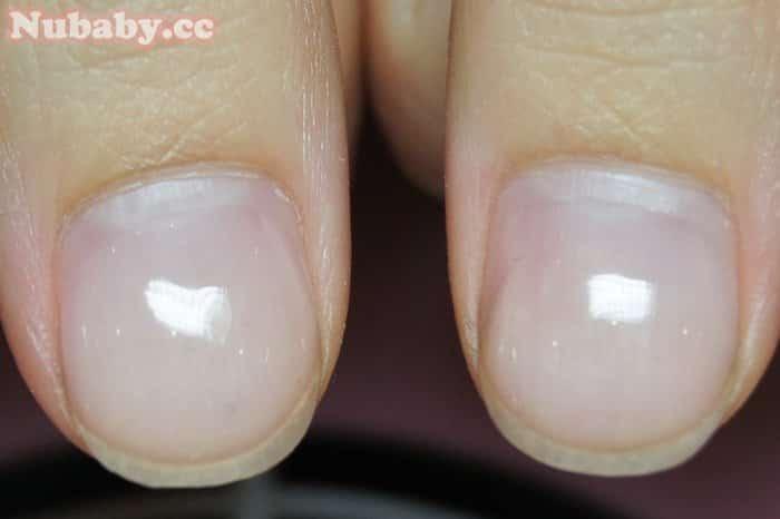 軟甲摳甲 指甲前端軟又扇形