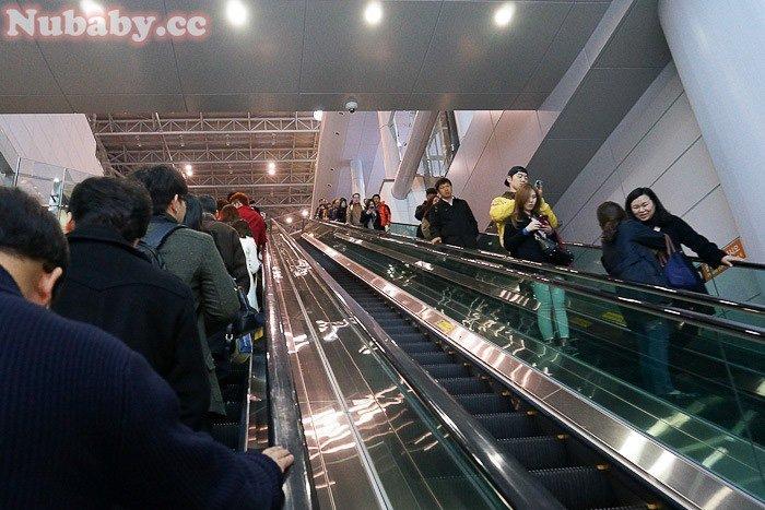 仁川機場入境+T-money卡 韓國自由行