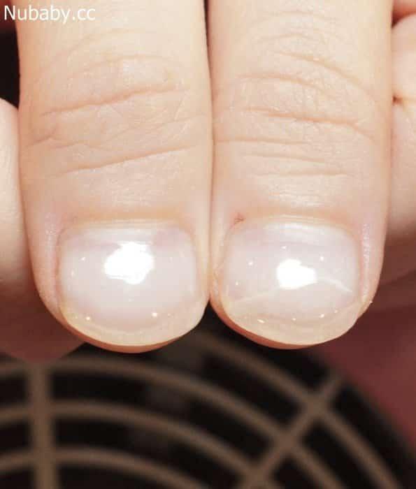 摳皮咬指甲-怡君超短的指甲終於長大囉