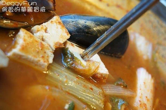 韓國首爾八色豬肉-果然名不虛傳