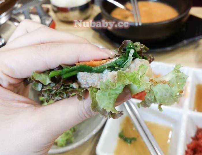 神仙雪濃湯 韓國東大門 隱藏版蒸肉