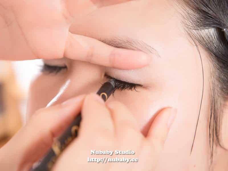 小煙燻 魅力眼妝-彩妝教學 素人Mia