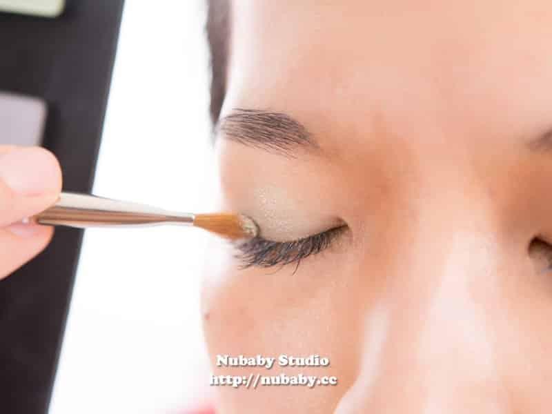 陽光自然清新妝-彩妝教學 素人小喬