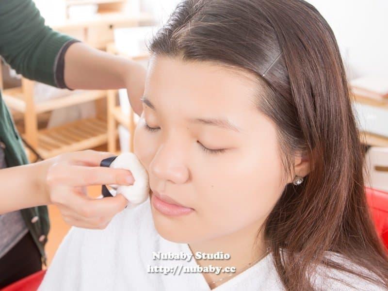自然氣色妝-彩妝教學 素人吳妹妹自然氣色妝
