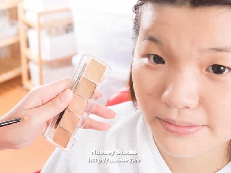 自然氣色妝-彩妝教學 素人吳妹妹