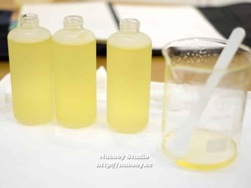 天然草本潔顏油 - 製作與使用方式