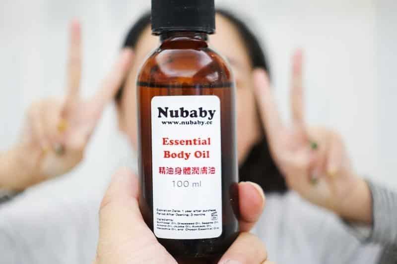 潤膚油 的做法與用法
