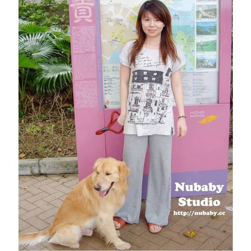 Nubaby的店狗 - 黃金獵犬Yuka