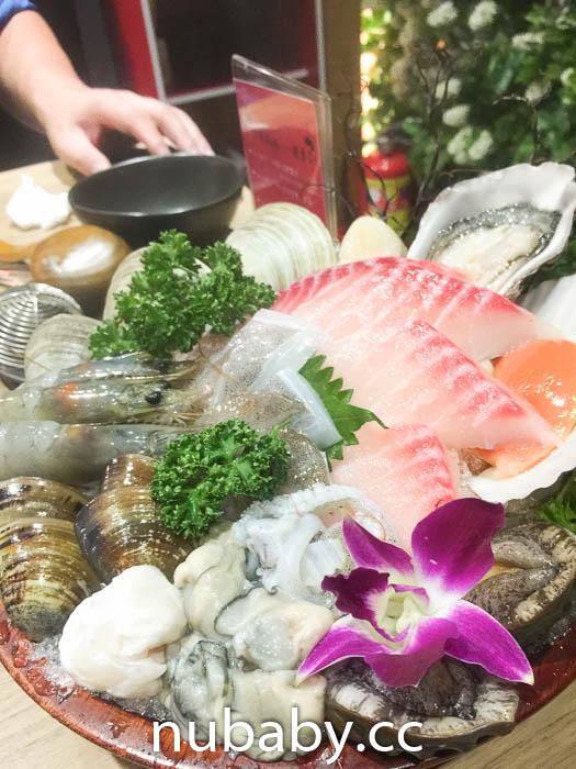 內湖美食團緣鍋物 平價活海鮮
