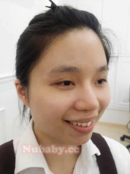 眉毛彩妝教學 - 化身性感桃花妹