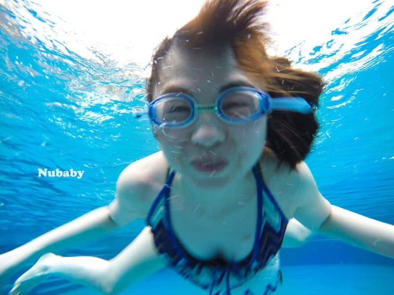 素人水下寫真 Peggy - BALI.Fish