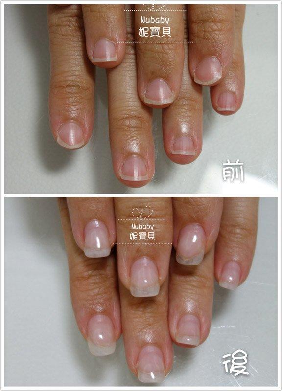凝膠指甲的總類 輕薄型vs矯正型凝膠