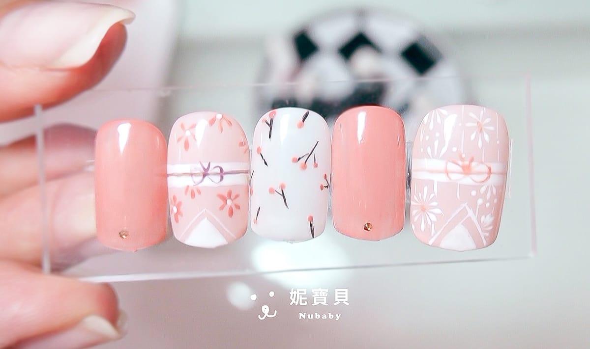 日式風格新年款式-鼠年設計 春節款式 繪製示範影片