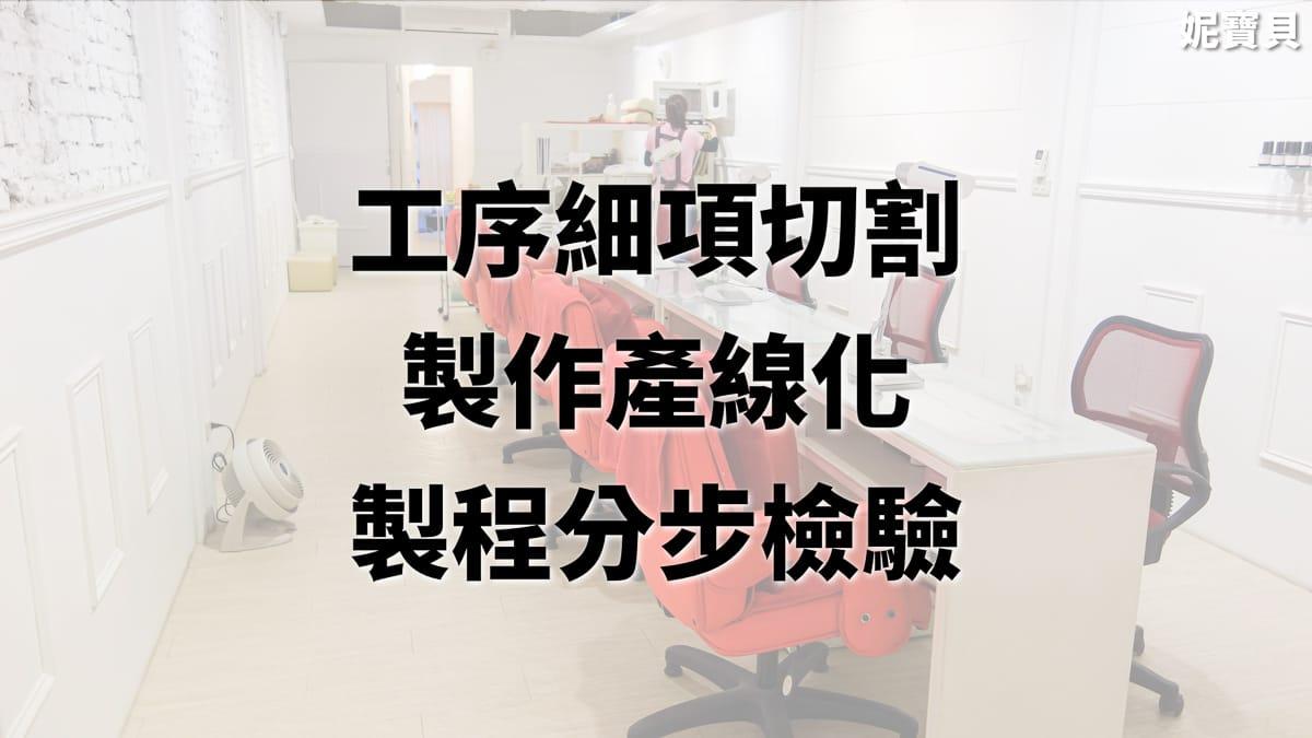 專業分工-2012年 妮寶貝美甲創業 經營管理系列(含影片)