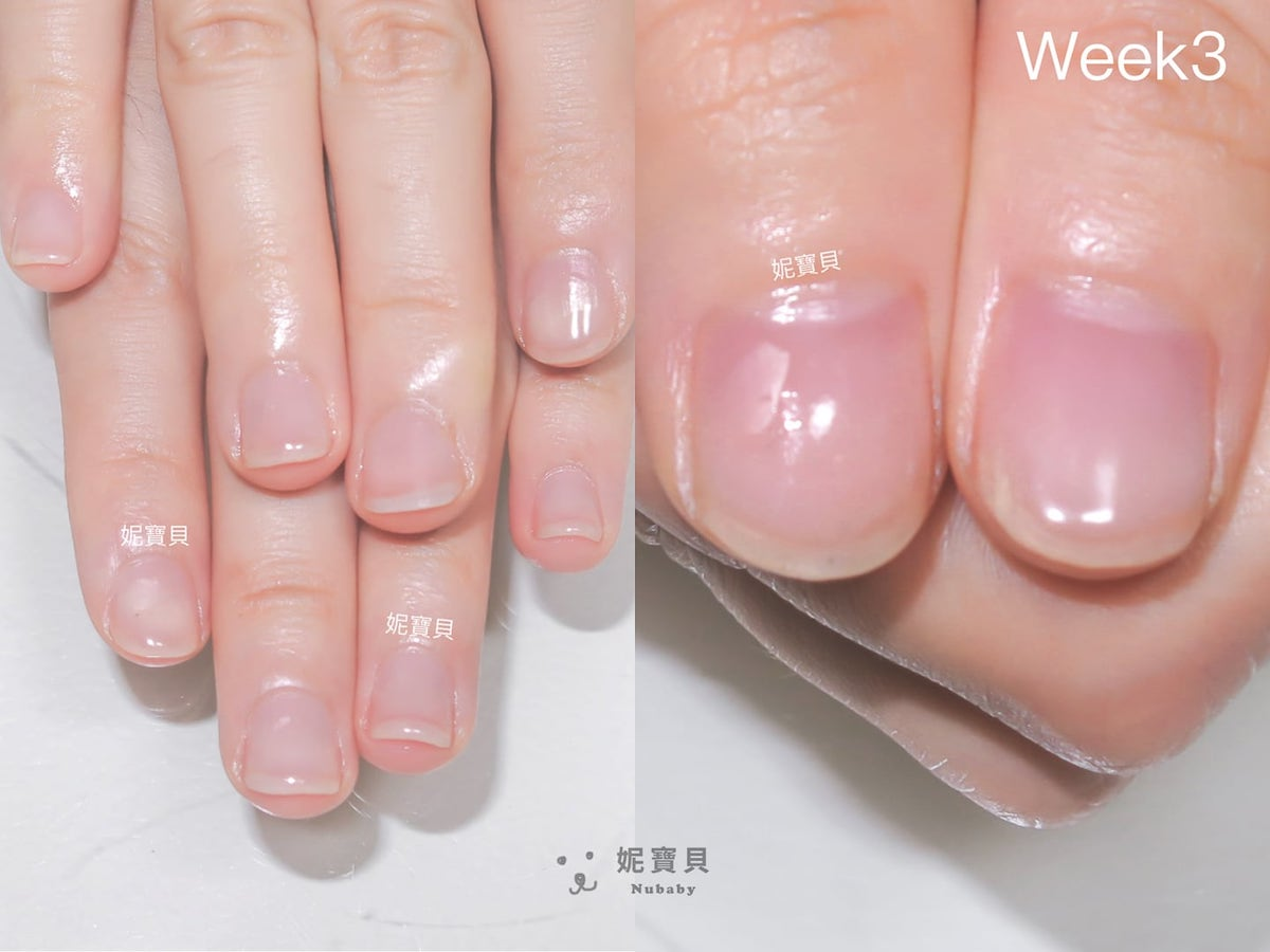 凝膠指甲時期 鋼琴老師也可以做指甲矯正
