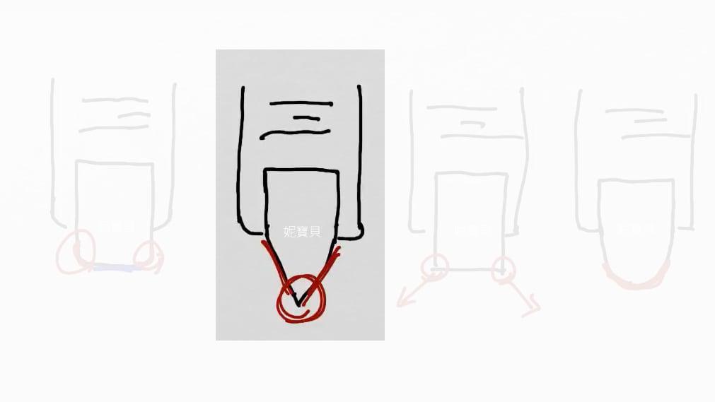 方圓形指甲的好處 為什麼調整指甲都修方圓形?
