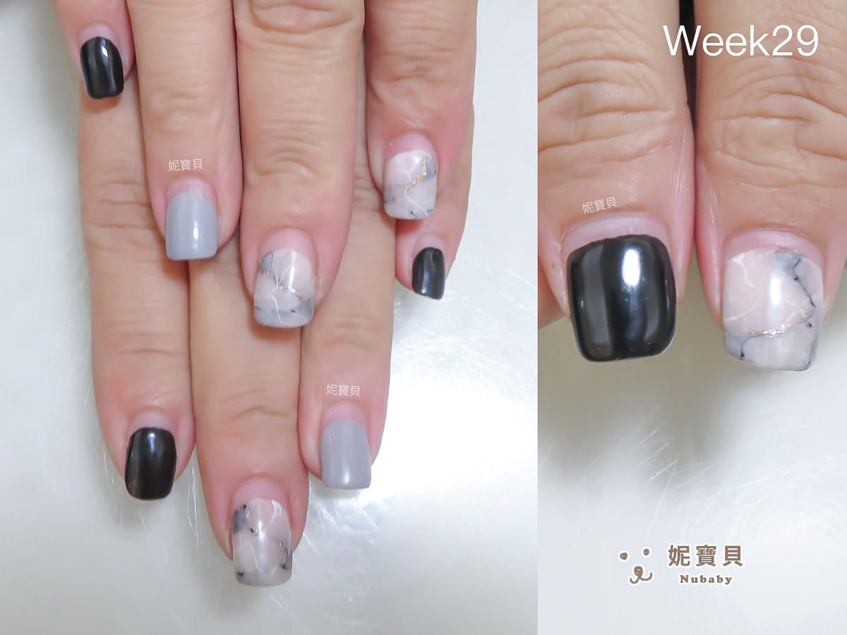 指甲矯正 基隆 作業員操勞雙手 變超美指甲