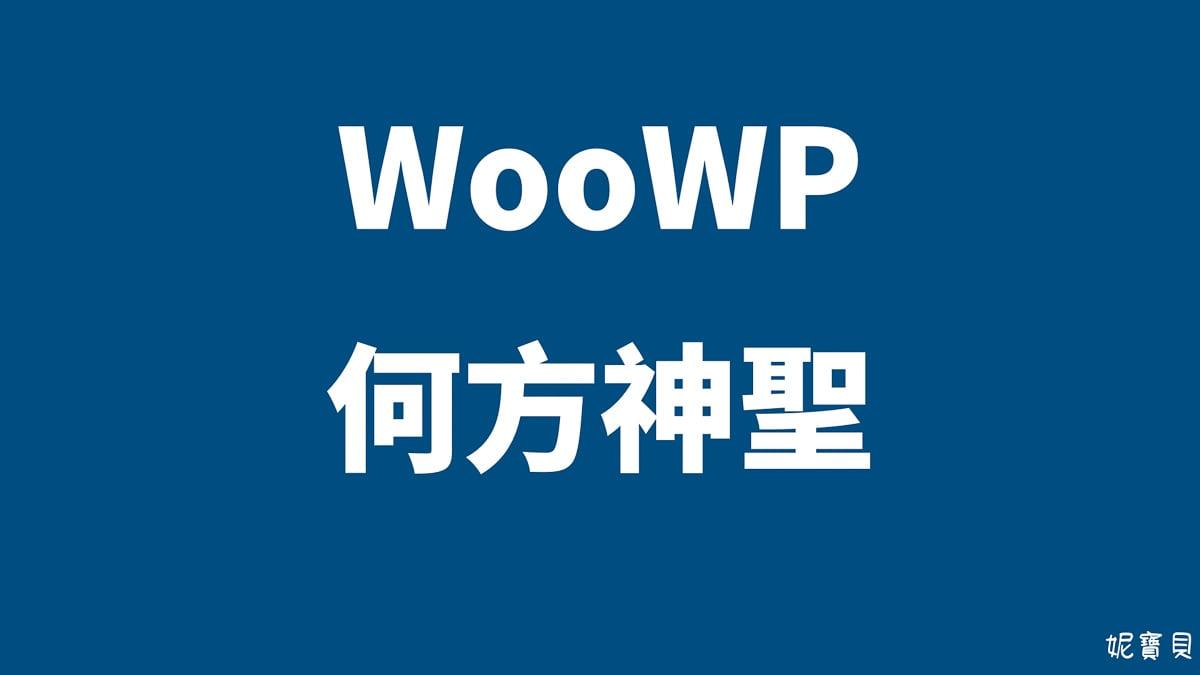 WooWP 是什麼