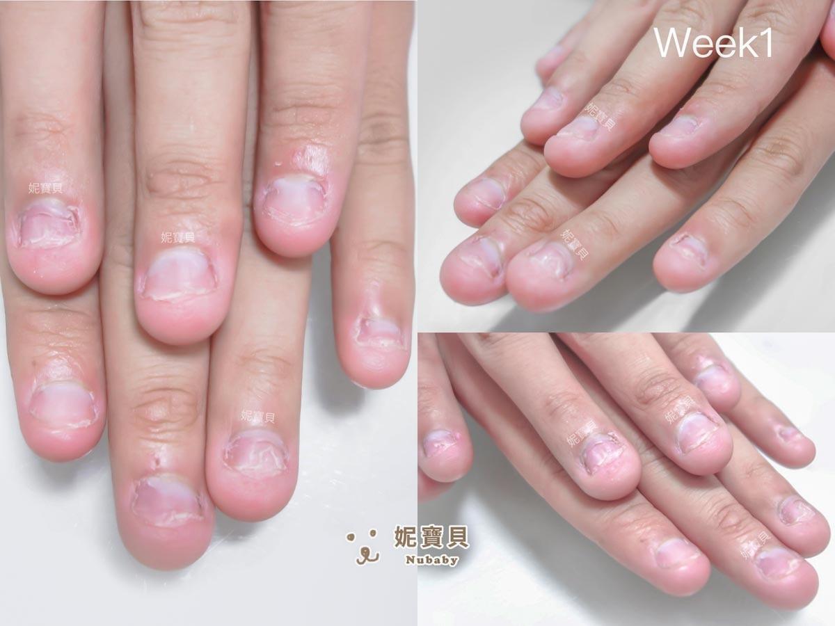 指甲變長過程 時間不到一年 男生指甲大變身